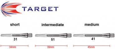 TARGET Power-Shafts Titanium